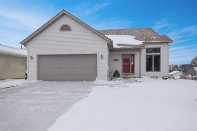 Dane County Single Family Home For Sale: 3802 Cosgrove Dr