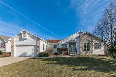 Sun Prairie WI Single Family Home For Sale: $379,000