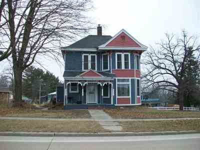 Iowa County Single Family Home For Sale: 116 Dodge St