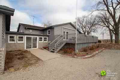 Dodge County Single Family Home For Sale: N1475 County Road M