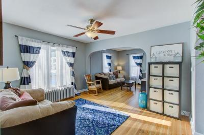 Milton Single Family Home For Sale: 46 W Madison Ave