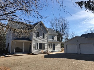 Dodge County Single Family Home For Sale: W6741 County Road B