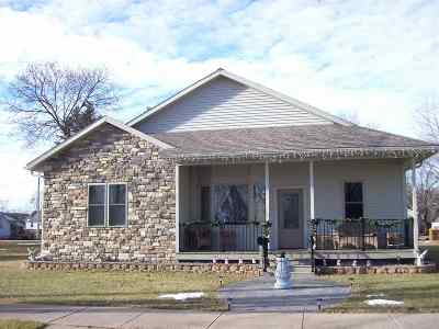 Columbia County Single Family Home For Sale: 215 Brady St