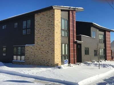 Green County Condo/Townhouse For Sale: 118 12th Ave