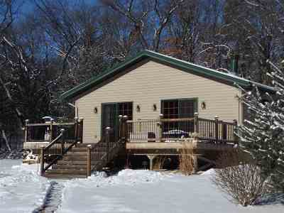 Grand Marsh WI Single Family Home For Sale: $281,900