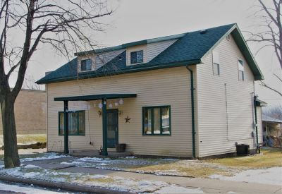 Cassville Single Family Home For Sale: 314 W Amelia St
