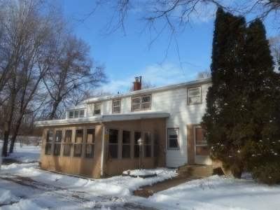 Janesville Single Family Home For Sale: 3920 S County Road D