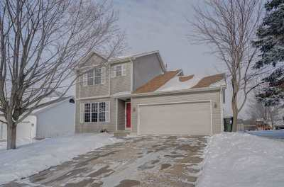 Sun Prairie WI Single Family Home For Sale: $254,900