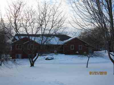 Rock County Single Family Home For Sale: 8109 Robert Dr