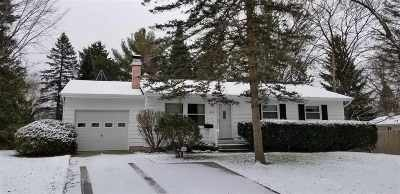 Madison WI Single Family Home For Sale: $244,000
