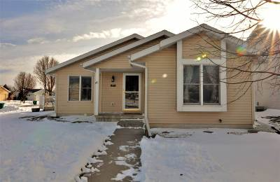 Verona WI Single Family Home For Sale: $259,900