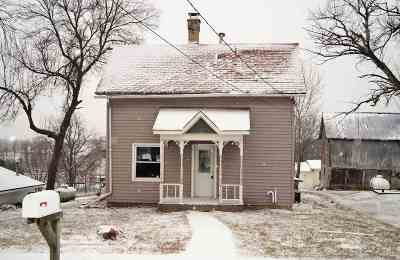 Iowa County Single Family Home For Sale: 706 State St