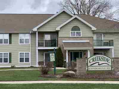 Waunakee Condo/Townhouse For Sale: 201 Kearney Way #206