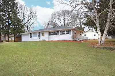 McFarland Single Family Home For Sale: 4901 Highland Dr