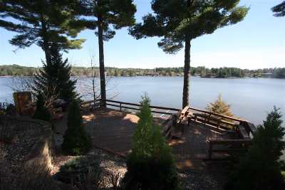 Wisconsin Dells Condo/Townhouse For Sale: 664 E Hiawatha Dr #1
