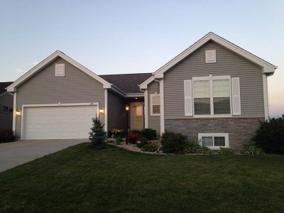 Deforest Single Family Home For Sale: 849 Shooting Star Cir