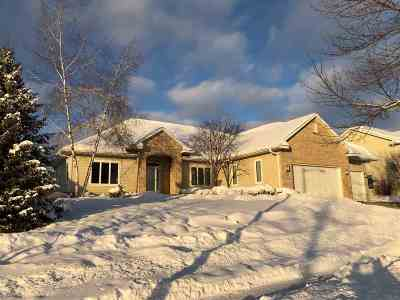 Mount Horeb Single Family Home For Sale: 112 Valley View Rd