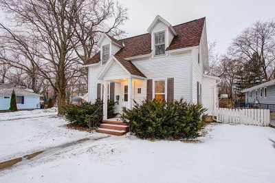 Wisconsin Dells Single Family Home For Sale: 917 Church St