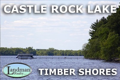 Arkdale Residential Lots & Land For Sale: L14 Timber Shores
