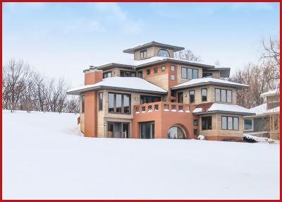 Jefferson County Single Family Home For Sale: N6385 Cedar Ln