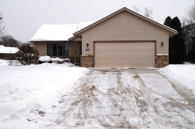 Prairie Du Sac WI Single Family Home For Sale: $229,900