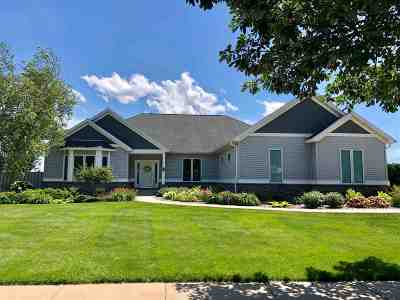 Mount Horeb Single Family Home For Sale: 101 Valley View Rd