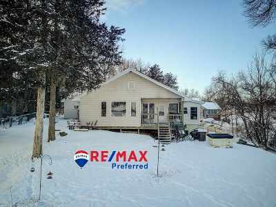 Merrimac WI Single Family Home For Sale: $309,000