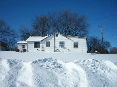 Janesville Single Family Home For Sale: 2821 W Court St