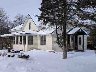 Adams WI Single Family Home For Sale: $174,900