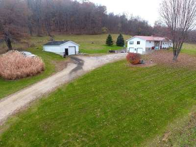 Sauk County Single Family Home For Sale: S8453 Hwy 130