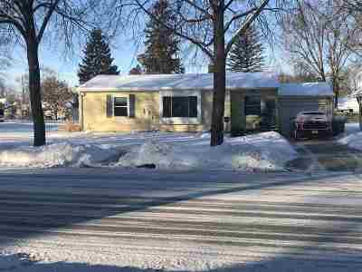Jefferson County Single Family Home For Sale: 1408 Neenah St