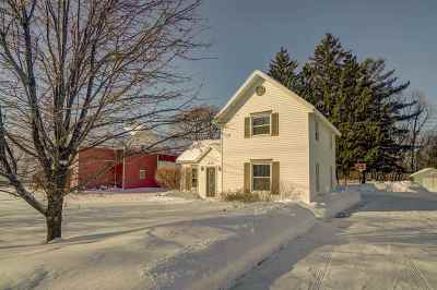 Green County Single Family Home For Sale: 315 N Rutland Ave