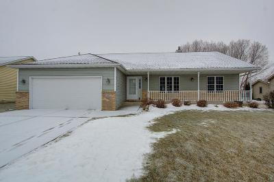 Sun Prairie WI Single Family Home For Sale: $312,900