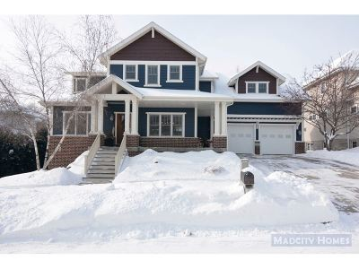 Waunakee Single Family Home For Sale: 1221 Bongard Dr
