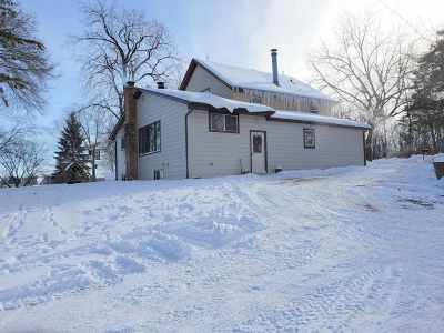 Green County Single Family Home For Sale: W8410 Pilz Rd