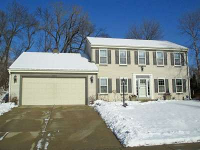 Fitchburg WI Single Family Home For Sale: $365,000