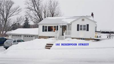 Potosi Single Family Home For Sale: 102 Reservoir St