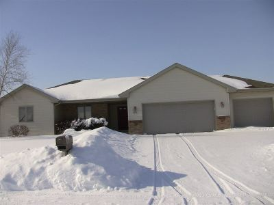 Janesville Single Family Home For Sale: 3315 Widgeon Dr