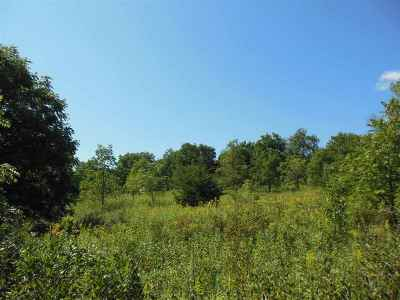 Sun Prairie Residential Lots & Land For Sale: 20.1 Ac S Bird St