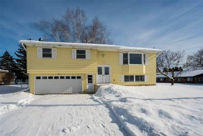 Waunakee Single Family Home For Sale: 704 S Holiday Dr