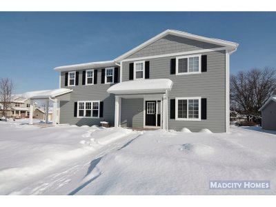 Fitchburg WI Single Family Home For Sale: $329,900