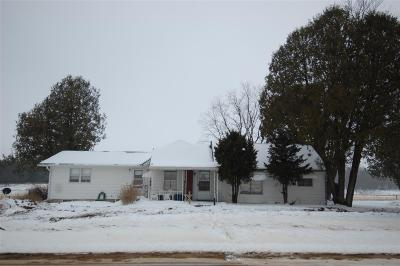 Richland Center Single Family Home For Sale: 21752 County Road Sr