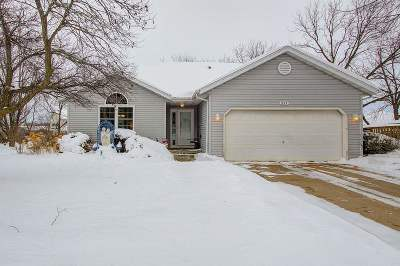 Sun Prairie WI Single Family Home For Sale: $229,900