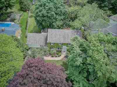 Madison Single Family Home For Sale: 4141 Nakoma Rd