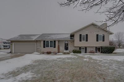 Sun Prairie WI Single Family Home For Sale: $295,000