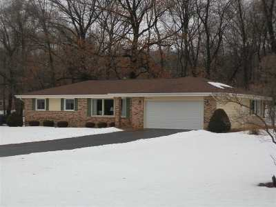 Janesville Single Family Home For Sale: 4270 N Galaxy Dr