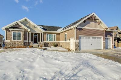 Waunakee Single Family Home For Sale: 1125 Ireland Dr