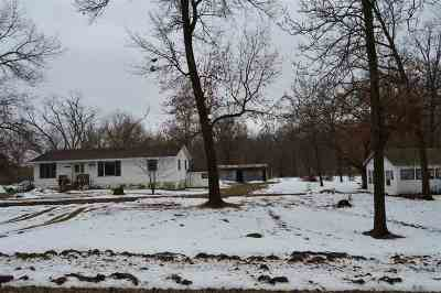 Pardeeville Single Family Home For Sale: W5505 Barden Rd