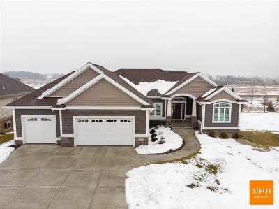 Waunakee Single Family Home For Sale: 1011 Millies Way