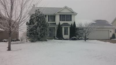 Beloit Single Family Home For Sale: 3549 Eagles Ridge Dr